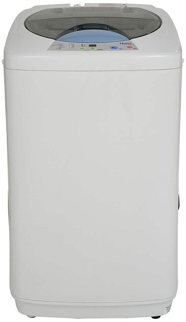 Haier 5.8 kg HWM58-020S Fully-Automatic Top load Washing Machine