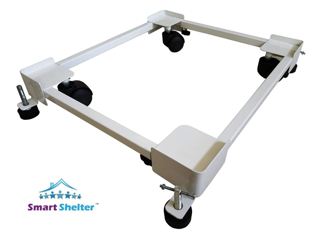 Smart Shelter Metal Trolley