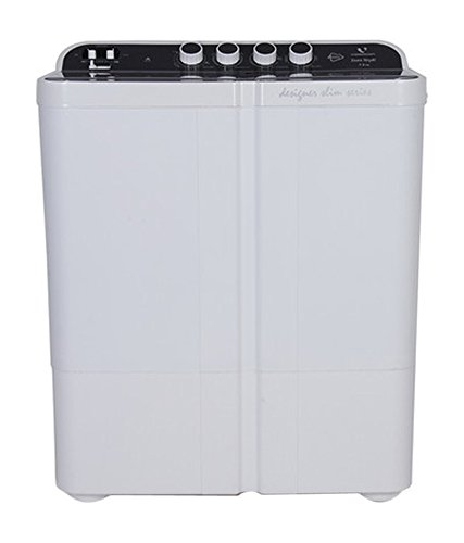Videocon 7.5 KG VS75Z11 Zaara Royale Semi-automatic Top-loading Washing Machine