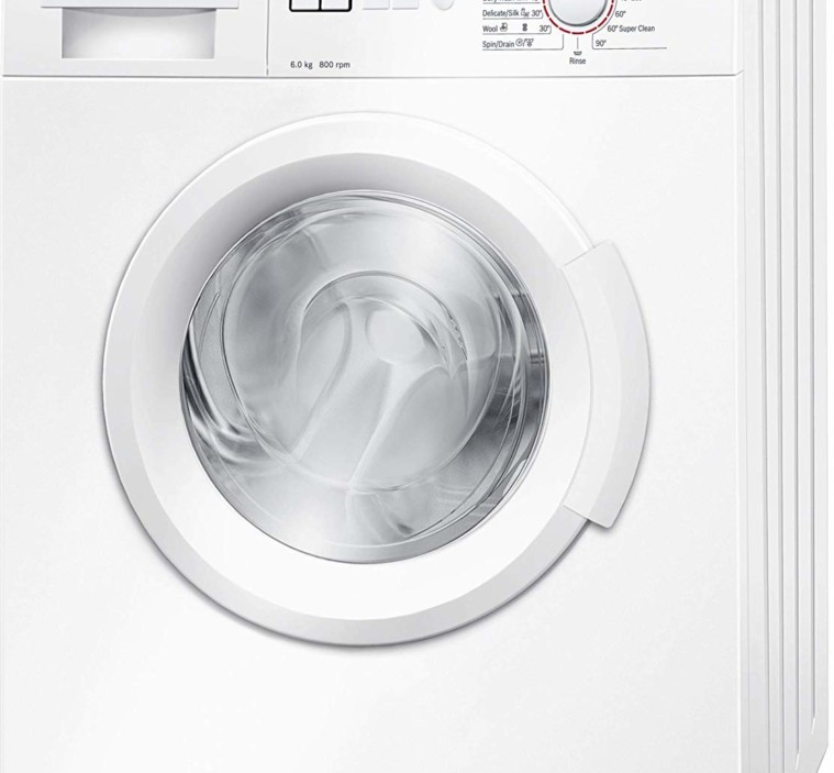 Bosch 6 kg WAB16161IN Fully-Automatic Front Loading Washing Machine