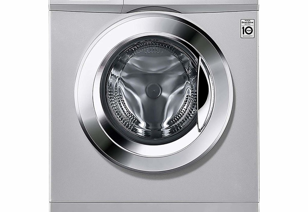LG 7 kg FH2G6HDNL42 Fully-Automatic Front Loading Washing
