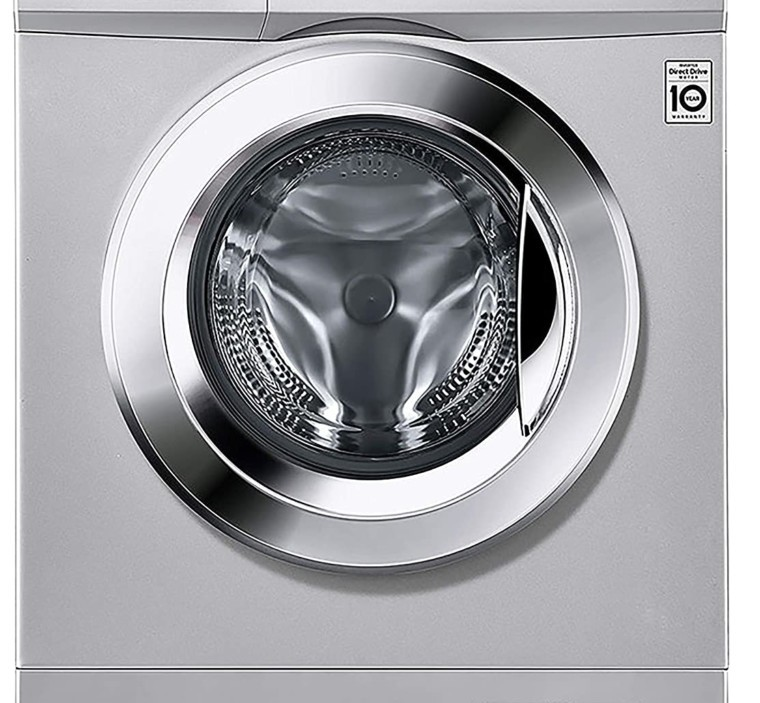 LG 8.0 kg FH2G6TDNL42 Fully-Automatic Front Loading Washing Machine