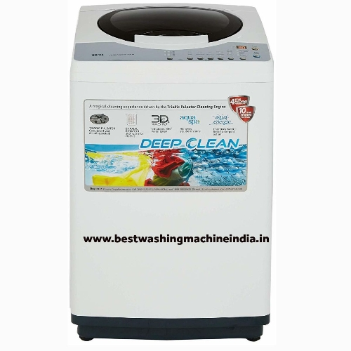 Best Top Load Washing Machines in India
