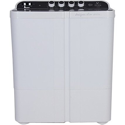 Videocon 7.5 KG VS75Z11 Zaara Royale Semi-automatic Top-loading Washing Machine Full Specifications and Price in India